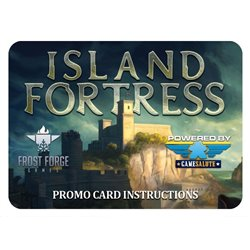 Island Fortress Promo Cards