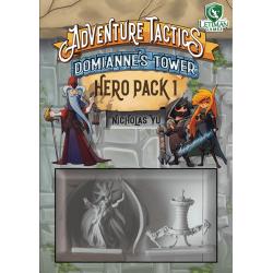 Adventure Tactics: Domiannes Tower - Hero Pack