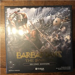 SCHADE: Barbarians The Invasion (Meeples Edition)