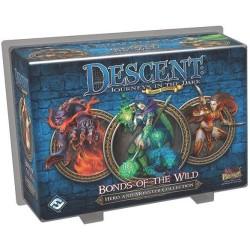 Descent Journeys in the Dark (2nd Ed): Bonds of the wild
