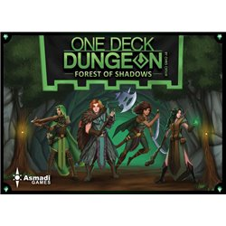 On Deck Dungeon: Forest of Shadows