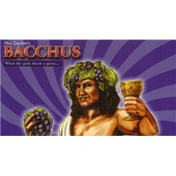 Bacchus Card Game