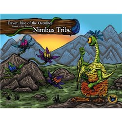 Dawn: Rise of the Occulites: Nimbus tribe (Painted)