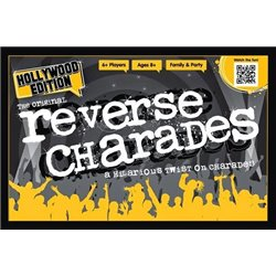 Reverse Charades: Hollywood Edition
