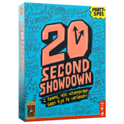20 Second Showdown