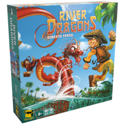 River Dragons (Square-box...