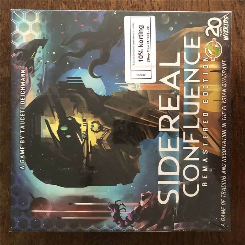 SCHADE: Sidereal Confluence (Remastered Ed.)
