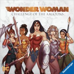 Wonder Woman - Challenge of the Amazons