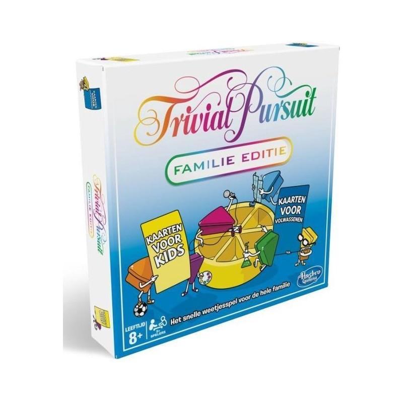 Trivial Pursuit Familie: (BE Editie)