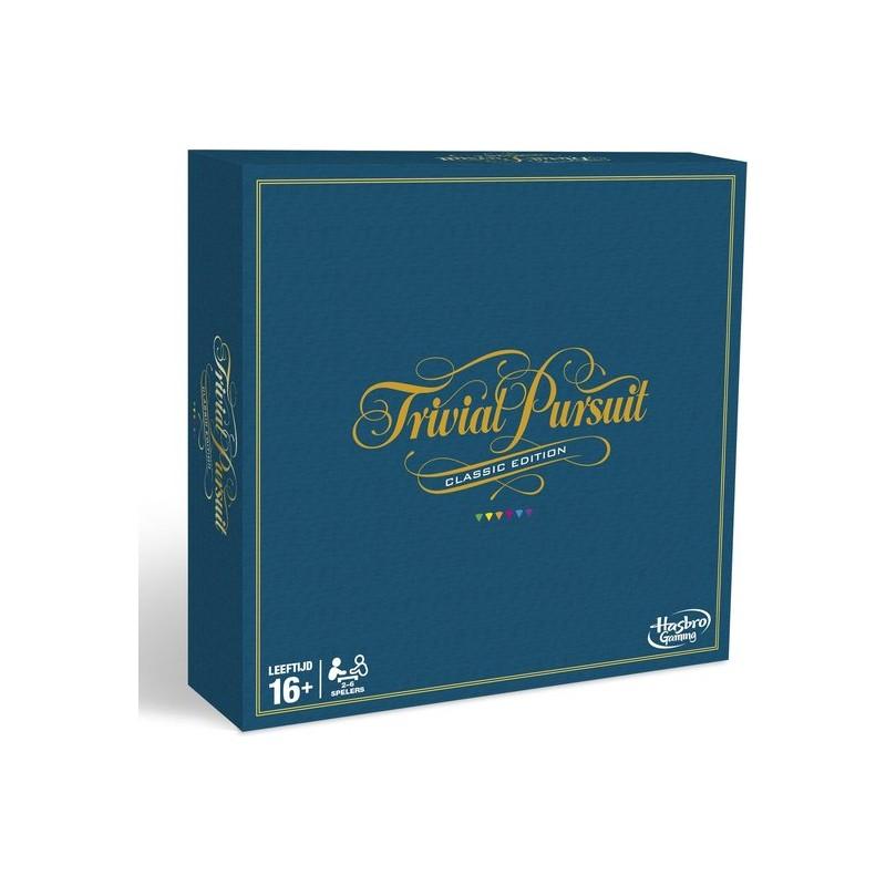 Trivial Pursuit: (BE Editie)