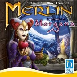 Merlin: 3 Morgana