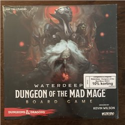 """SCHADE: Dungeons & Dragons: Waterdeep -€"""" Dungeon of the Mad Mage"""