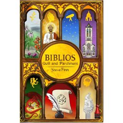 Biblios Quill and Parchment