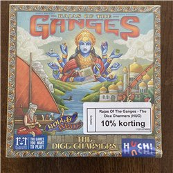 SCHADE: Rajas Of The Ganges - The Dice Charmers