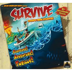 Survive Escape From Atlantis 30th Anniv.
