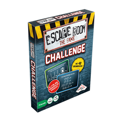 Escape Room the Game: Challenge 1