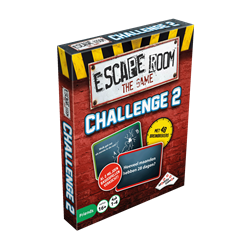 Escape Room the Game: Challenge 2