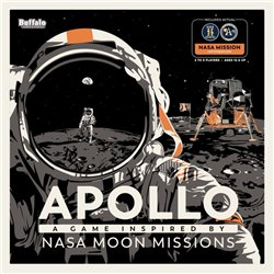 Apollo: A Game Inspired by NASA Moon Missions