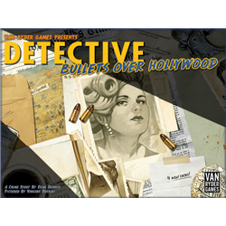 Detective - City of Angels: Bullets over Hollywood