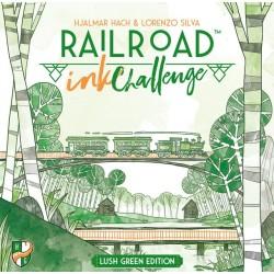 Railroad Ink: Lush Green