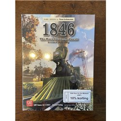SCHADE: 1846 Race for the Midwest