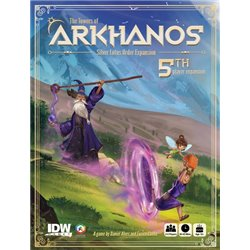 The Towers of Arkhanos: Silver Lotus Order