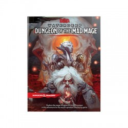 D&D Dungeon of the Mad Mage...