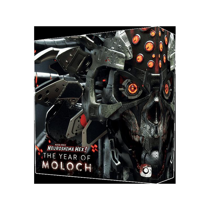 Neuroshima HEX 3.0 Year of the Moloch