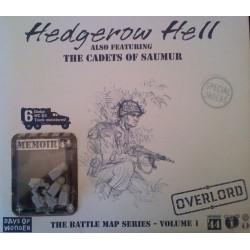 Memoir '44: Battle map - Hedgerow Hell