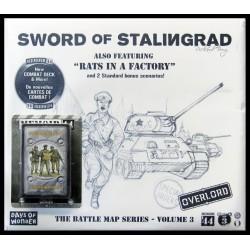 Memoir '44: Battle map - Sword of Stalingrad