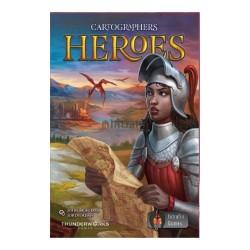 Cartographers Heroes (NL)