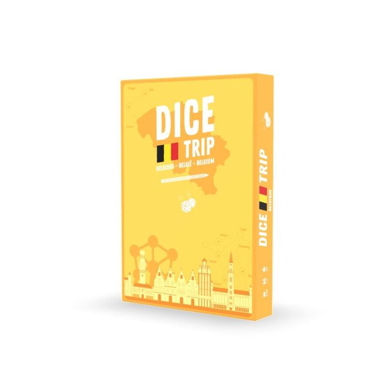 Dice Trip Belgium