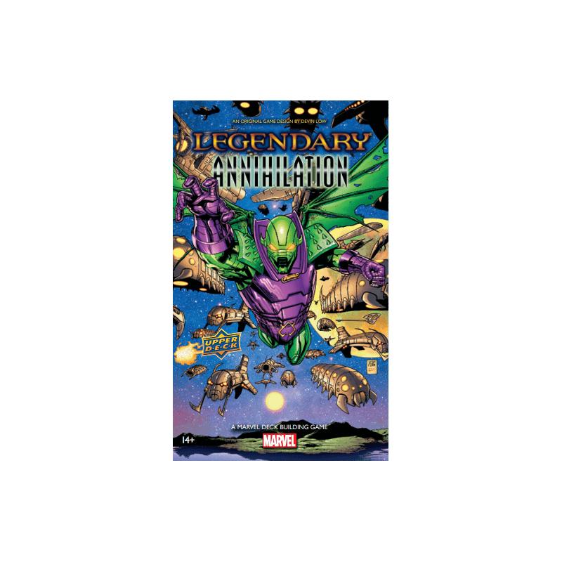 Marvel Legendary DBG: Annihilation