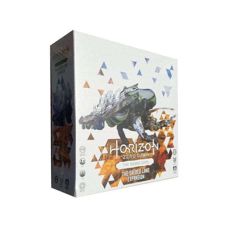 Horizon Zero Dawn: Sacred Land