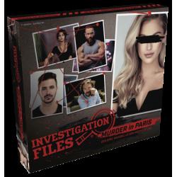 Investigation Files: Murder...