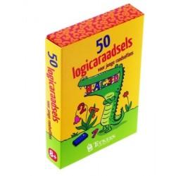 50 logicaraadsels voor...