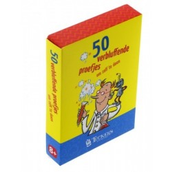 50 verbluffende proefjes om...