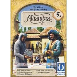Alhambra Uitbreiding 5: De...