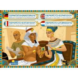 Nefertiti Uitbreiding