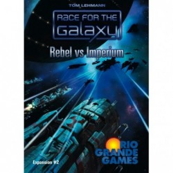 Race for the galaxy: rebel...