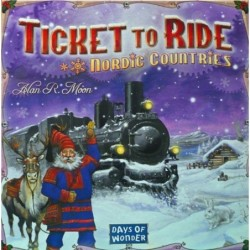 Ticket to Ride Nordic...