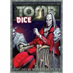 Tomb: Cryptmaster Dice