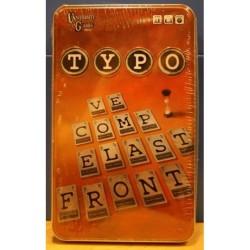 Typo (Tin box)