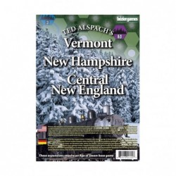 Age of Steam: Vermont, New...