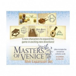 Masters of Venice: Expansion