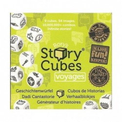 Rory's Story Cubes: Voyages