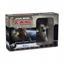 Star wars X-Wing: Slave 1