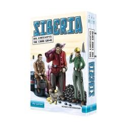 Siberia Card Game