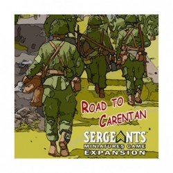 Sergeants Miniatures Game:...