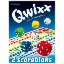 Qwixx Scoreblok (2stuks)